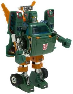 Transformers Commemorative Series V Hoist