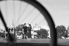 Bicycle Engagement Shoot www.alexmayphotography.com | www.alexmay-photography.blogspot.com