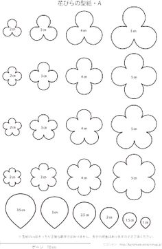 Small paper flower templates amp tutorials full library set of 35 templates catching colorlfies – ArtofitTemplates for creation of flowers from a foamiran: big collection me 27804 r-eYW_dsyrk. Paper flowers available for puCUSTOM Single Felt Flower Giant Paper Flowers, Diy Flowers, Fabric Flowers, Fabric Flower Pattern, Felt Flowers Patterns, Felt Patterns, Felt Flower Template, Felt Crafts, Paper Crafts