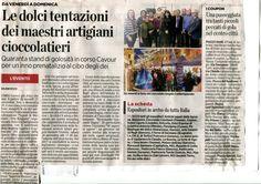 Serenella Messina (nella foto in alto) partecipa all'organizzazione dell'importante evento organizzato da Confartigianato