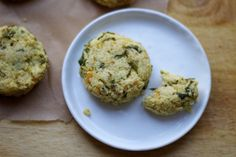 millet is the new quinoa.  try this millet   chickpea cake recipe on http://amandaskrip.com