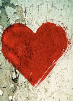 Barn Door Heart..
