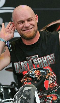 Ivan Moody | five finger death punch | 2015