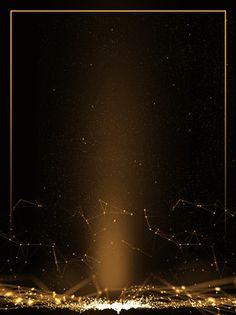 creative black gold high end annual light effect background Gold And Black Background, Black Background Wallpaper, Light Background Images, Lights Background, Black Backgrounds, Wallpaper Backgrounds, Colorful Backgrounds, Background Search, Poster Background Design