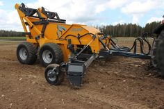 ELHO Scorpio 550 - Oy ELHO Ab Tractor Attachments, Armored Truck, Heavy Equipment, Agriculture, Monster Trucks, Abs, Around The Worlds, Scorpio, Women