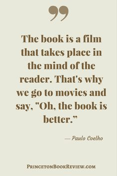 Only book lovers will understand the struggle. Movie will never be better than the book. My humble opinion. Bookworm Quotes, Book Qoutes, Book Memes, Quote Books, Book Sayings, Best Quotes From Books, Quotes For Book Lovers, Life Quotes, Quotes For Writers