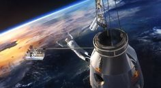 Supersonic Freefall – Red Bull Stratos CGI