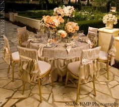 Ivory and Champagne Wedding Colors