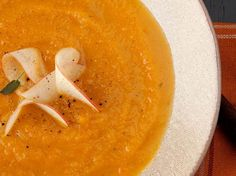 Das Schöne am Herbst: leckere Suppen!