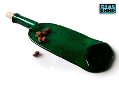Zaczarowana butelka - deska na sery - ohho - Miski