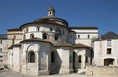 Abbaye Sainte Marie de Souillac (46200)