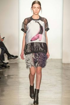 Ostwald Helgason | Fall 2014 Ready-to-Wear Collection | Style.com
