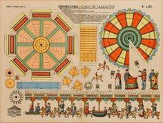 Il favoloso mondo di carta di Totò: Carousels