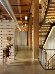 nehring design has designed a square foot office space in saint louis missouri for advertising agency osborn barr check grandiose advertising agency offices