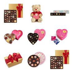 Collection Saint Valentin 2016 de votre chocolatier GODIVA