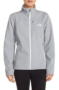Size Large, gray. The North Face 'Apex Bionic' Jacket | Nordstrom