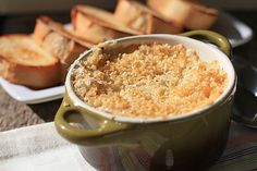 Jalapeño Popper Dip this is always a crowd favorite! From MyBakingAddiction.com