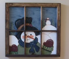 snowman painted pictures   snowman painting