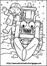 Coloring Pages For Kids bob the builder coloring pages