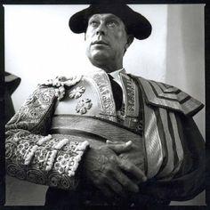 """El torero Curro Romero, """"El Faraón de Camas"""", Sevilla 1933"""