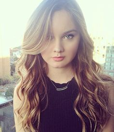 "Liana Liberato: I love her movie ""the best of me"" she is super pretty, and lucky."