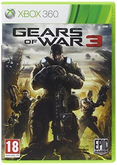 Gears Of War 3 Xbox 360 ** Want additional info? Click on the image. Note:It is Affiliate Link to Amazon.