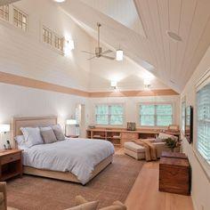 Astounding Living Room Vaulted Ceilings