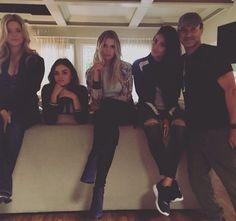 Sasha, Lucy, Ashley and Shay