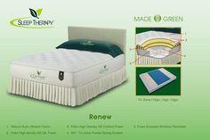 Sleep Therapy Renew Mattress