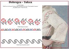 Stitch 2, Cross Stitch, Embroidery, Blog, Romania, Origami, Costume, Dreams, Models