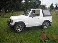 Mitsubishi Pajero, Timing Belt, Manual Transmission, Dream Life, 4x4, Jeep, Classic, Cars, Derby