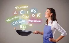 Πώς να διατηρείτε τα θρεπτικά συστατικά των τροφών κατά το μαγείρεμα | Your Life | click@Life