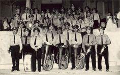 Agrupació Musical Los Silos de Burjassot (Valencia). 1961.