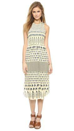 Ulla Johnson Cowrie Dress