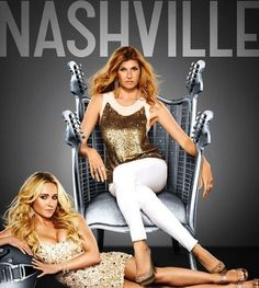 'Nashville' on ABC @Nashville