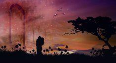 Romantiske Par Bilder - Last ned gratis bilder - Pixabay Love Couple Images, Couples Images, Cute Couple Pictures, Couple Art, Couples In Love, Romantic Couples, Easy Love Spells, Powerful Love Spells, Couple Silhouette