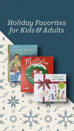 This collection of holiday favorites for kids and adults includes classic Christmas books like How the Grinch Stole Christmas! and A Christmas Carol and beloved Hanukkah books like Hanukkah Lights and Hanukkah Bear. Make this holiday season about family and friends and the books that bring us together. Grinch Stole Christmas, Christmas Books, A Christmas Story, Christmas Carol, Best Books List, Book Lists, Good Books, Reading Lists, Toddler Books