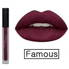 Liquid Lipstick Matte Lip Gloss kit Makeup Long Lasting lip stick tint set