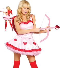 Cute Cupid Costume