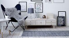 Donnez un style scandinave à votre intérieur. #parquet