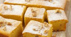 Kürbisschnitten mit Walnüssen ist ein Rezept mit frischen Zutaten aus der Kategorie Kürbiskuchen. Probieren Sie dieses und weitere Rezepte von EAT SMARTER!