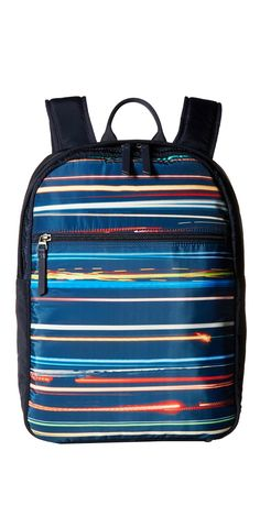 Back to school, brilliantly!   Capture the creative charm of the #PaulSmith #Junior #Printed #Backpack.  #kids #child #children #bag #accessory #accessories #boys #girls
