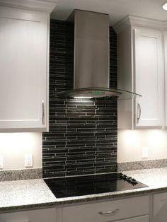 Arietta Dekor Glass 30 in. Wall Mount Decorative Range Hood in Stainless Steel-Dekor Glass 30 - The Home Depot