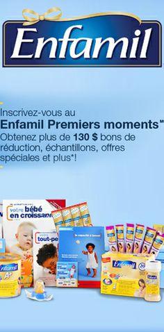 Recevez des produits gratuits Enfamil,  http://rienquedugratuit.ca/echantillon-gratuit/recevez-des-produits-gratuits-enfamil/
