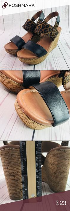 Lucky Brand Strap Sandals Size 8 Hardly used at all. Has small mark in front but in otherwise excellent preowned condition. Size 8 Lucky Brand Shoes Sandals