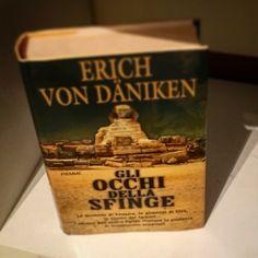 Gli occhi della Sfinge- Von Daniken