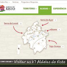 Visitar as 27 Aldeias do Xisto Água Formosa - Aldeia De Xisto http://aldeiasdoxisto.pt/aldeias