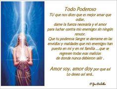 Mantra Todo Poderoso, Amor Soy, Amor Doy   #Reflexiones
