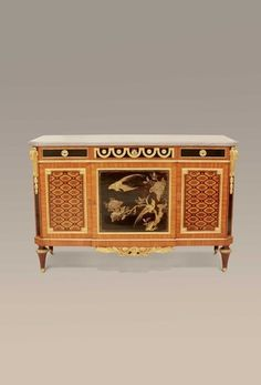 Louis XVI/classical style Commode