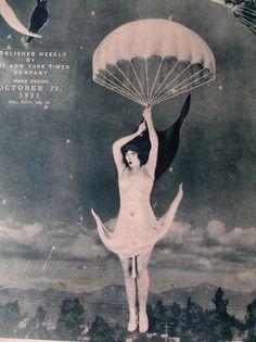 magazine cover, 1927